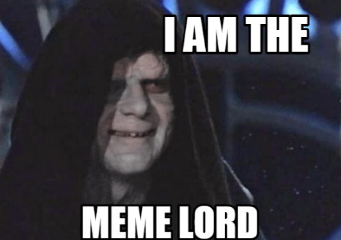 I'll make personalized memes