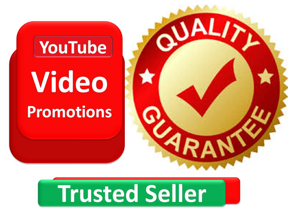 I will do 3000 youtube video promotion with best quality fast service