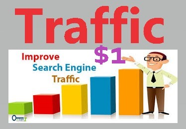 Get 30000+ Genuine Traffic From Several Sources only for