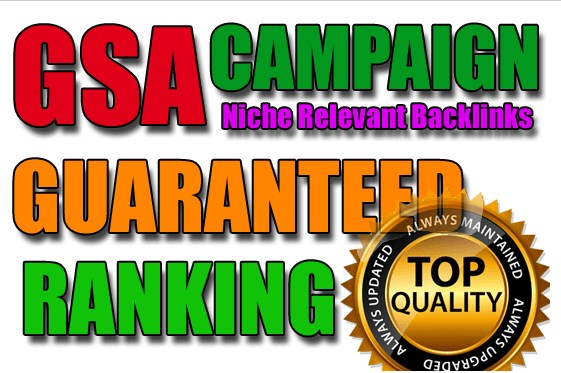 200,000 GSA SER SEO Dofollow Backlinks For Ranking Website