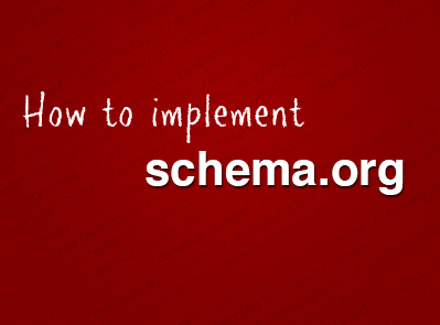 How to do Schema to get seo benefit