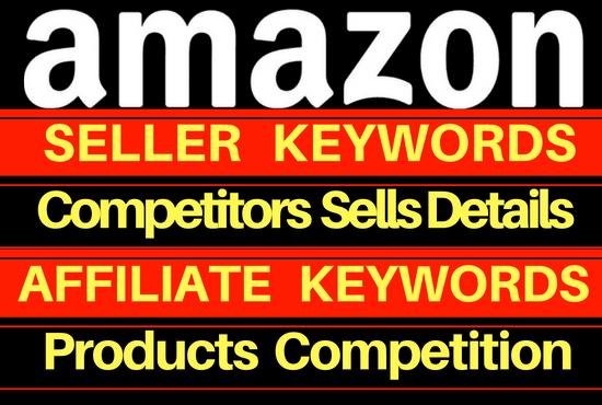 Do amazon keyword research