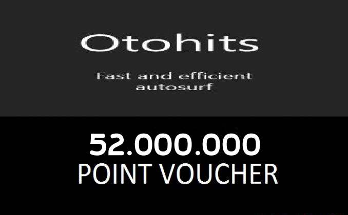 Sell Cheap Oto-Hits Point 52M