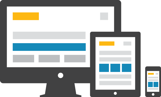 Build new responsive website for your business