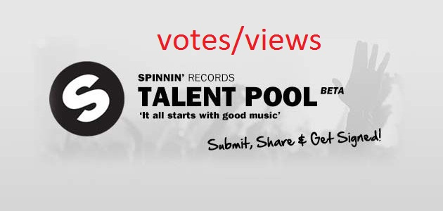 Instant Promote Your Remix, On Top Spinnin Records Talent Pool