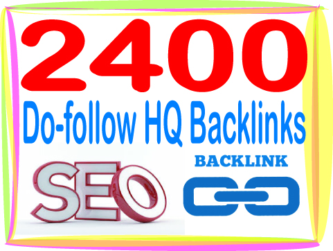 Boost Site Alexa Rank with HQ 2400 Do Follow backlink...