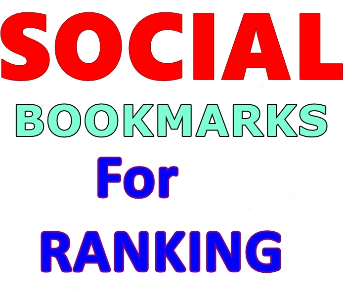 create  social bookmark authority backlinks from high da tf cf pa websites
