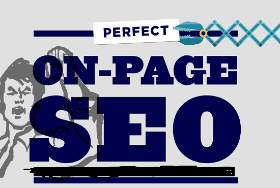 Perfect on page Seo Optimization for your website