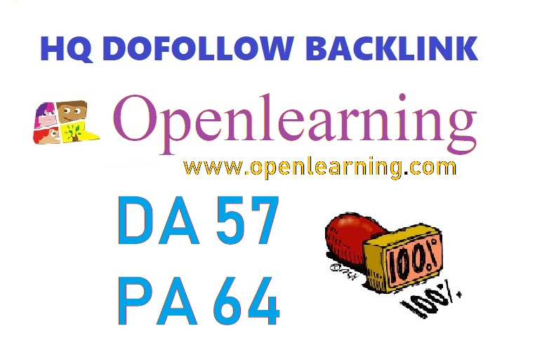 Give you Write Publish a Dofolloow guest poost on Teach and learn online Sites