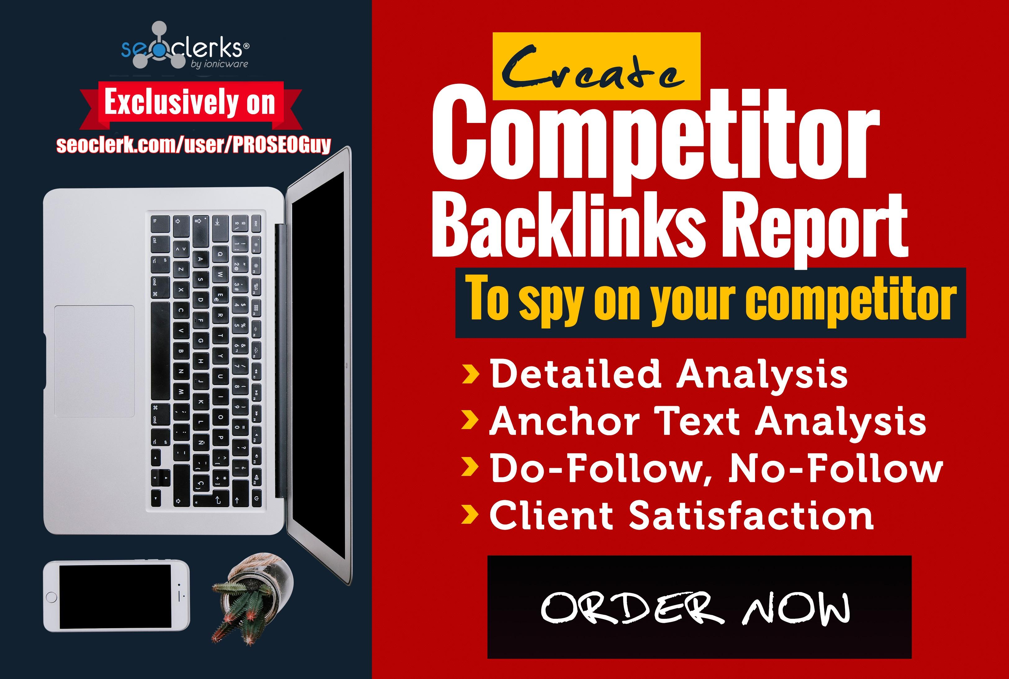 Steal Your Competitors Dofollow Backlinks Report In 24 Hours To Spy On Your Competitors