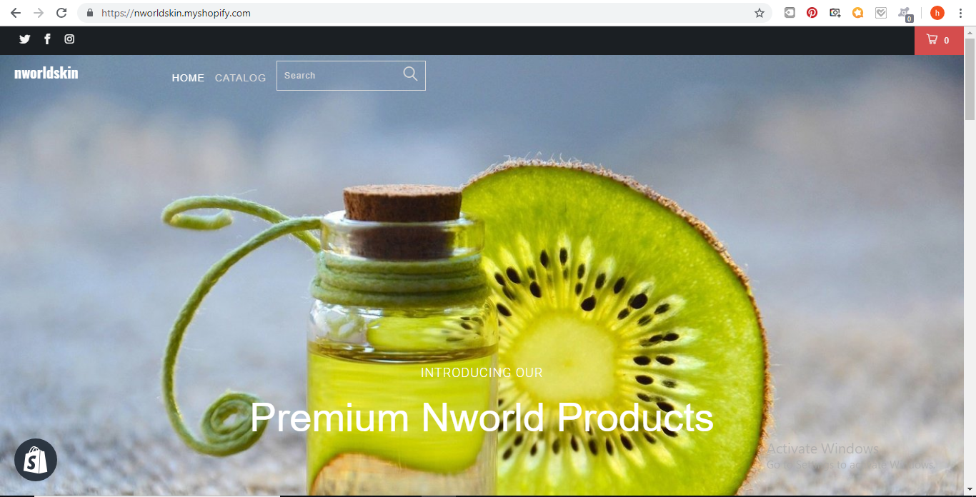 will create shopify store with 50 top selling products using premium theme