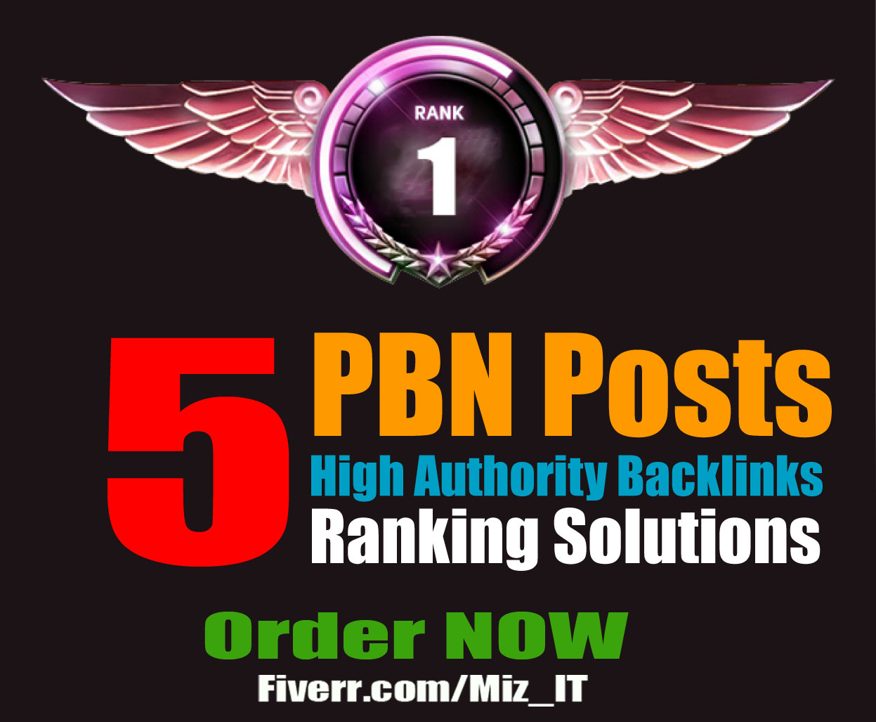 ★PREMIUM NETWORK 2018★ ★ 5 High Authority PBN ★ - DA upto 30+ TF upto 30+