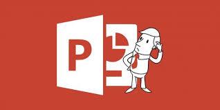 I will make powerpoint slides presentation