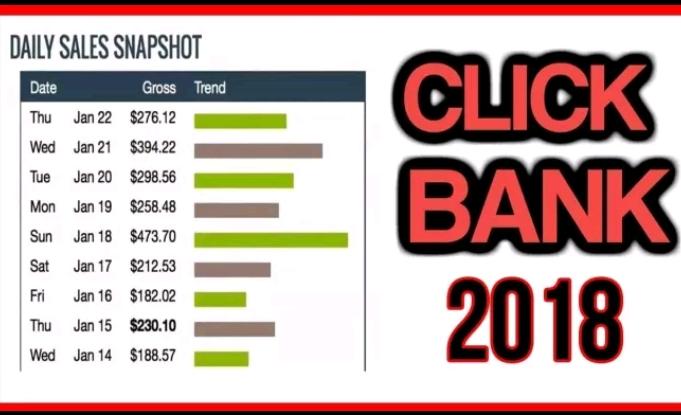 Clickbank autopilot 4000 per month