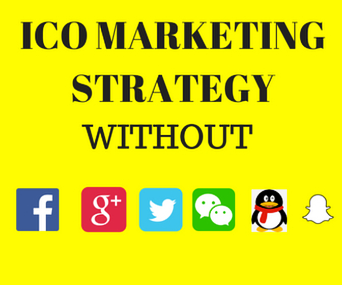 A Marketing Plan, Strategy For Your ICOs