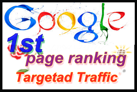 1st page Boost Your Ranking On google