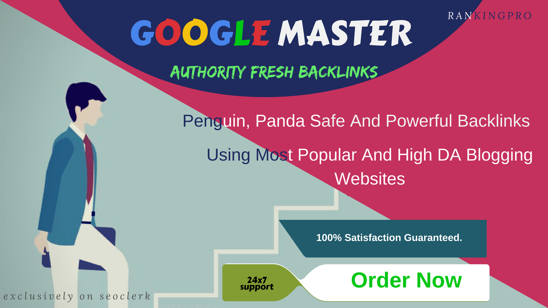 Google Master SEO Full Package Very Easily Rank For Your Site