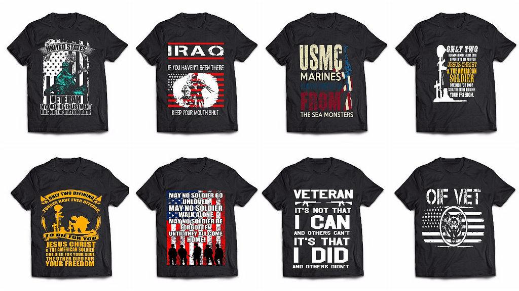 208 Premium T Shirt Design Bundle