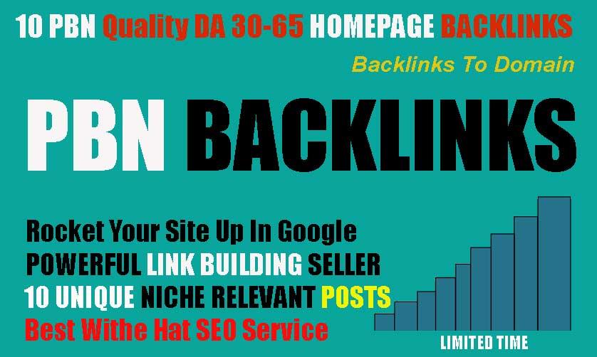 Buy 10 DA-PA 30-65 PBN Permanent Homepage Backlinks Cheap- 724ws PBN Backlinks Rocket You in 45 days