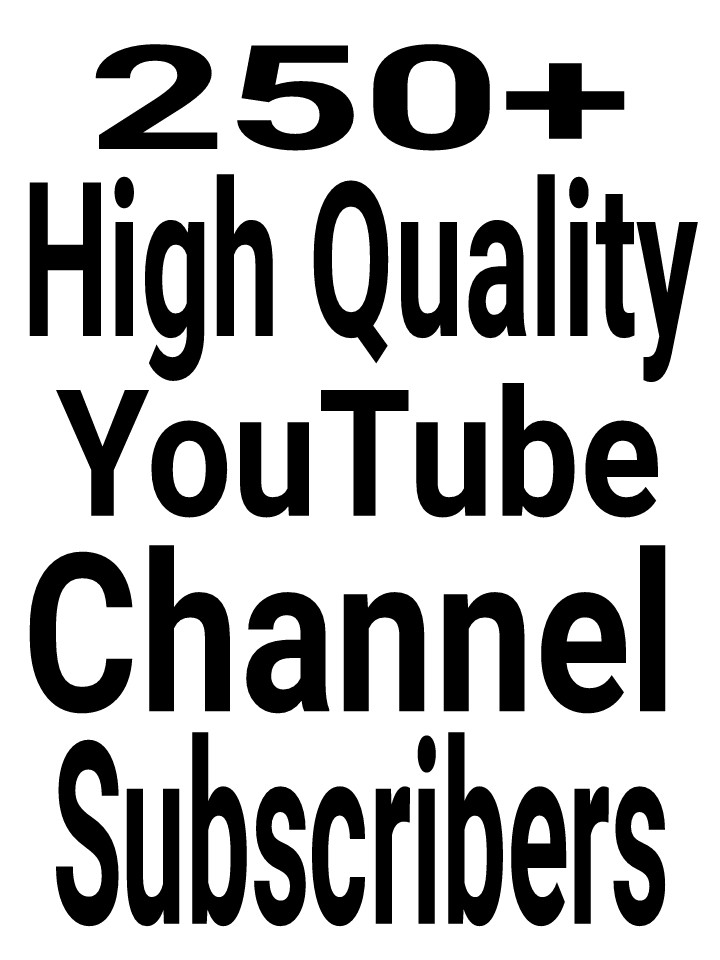 All New Highest Quality YouTube Promotion via real users and fast delivery