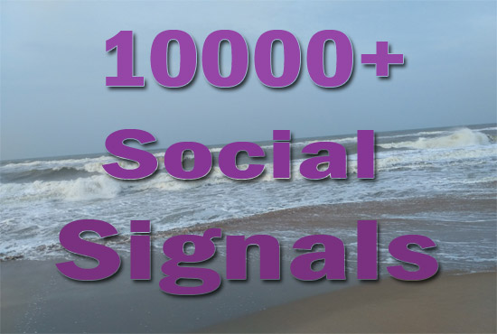 Social signal is promote your website for ranking