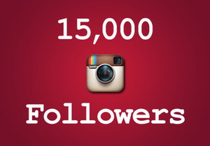 give you 15000+ INSTAGRAM Followers or LIKES with 24 - 48 hours
