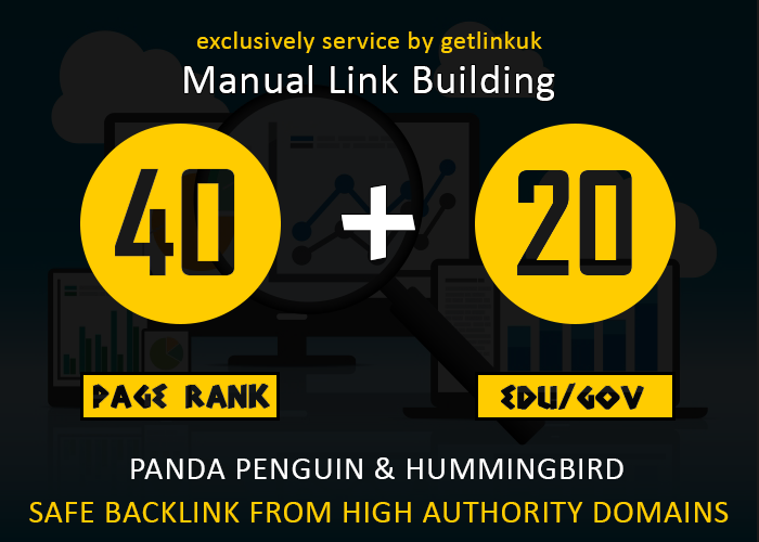 Fire Your Google Ranking With 40 Pr7 To Pr9 High Authority Profile Backlinks, + 20 Edu Gov Seo Backlinks