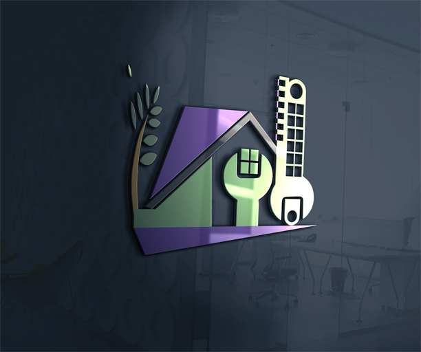 design Building Construction Eye Catching Logo with unlimited revisions