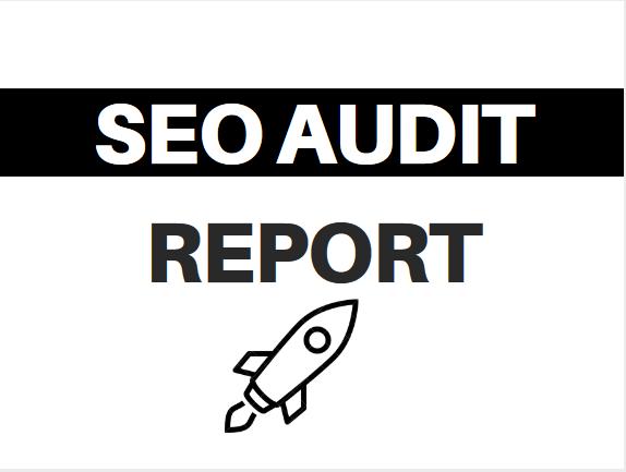 manual SEO audit for website ranking