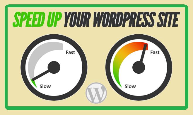 Wordpress Speed Optimization And Speed Up Wordpress Site
