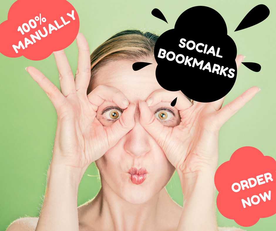 Manually Top 35 High Authority Social Bookmarking