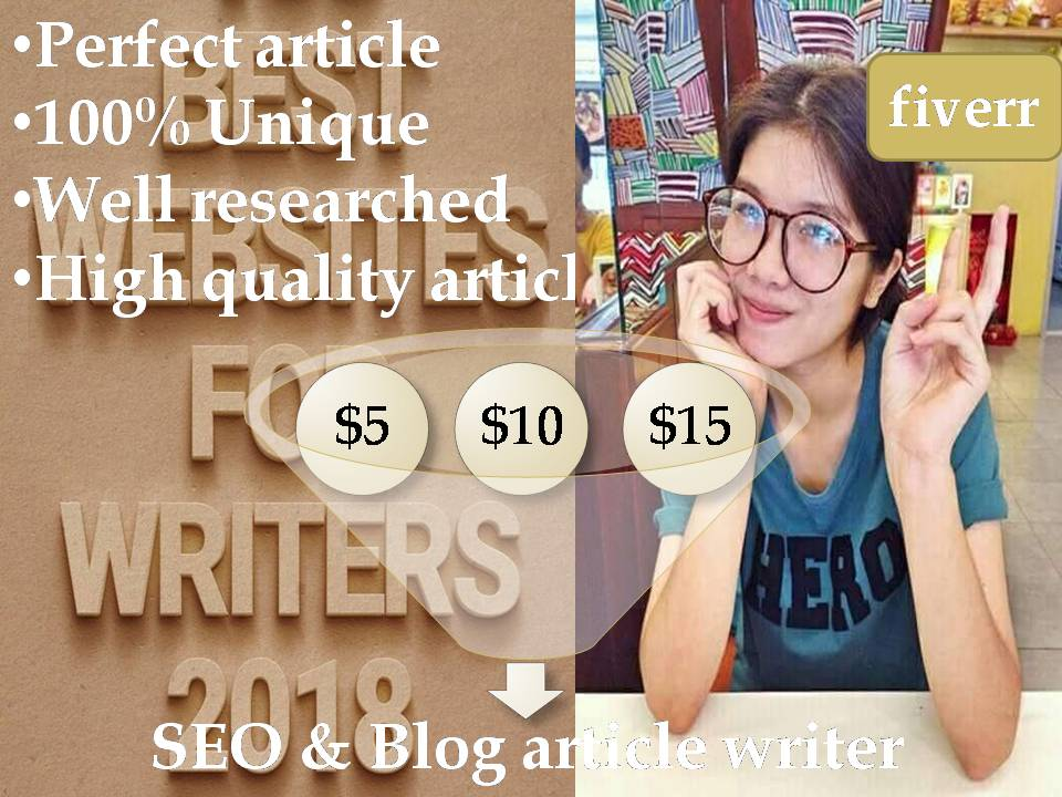 500+ Perfect Article Writing Or Blog SEO Writing