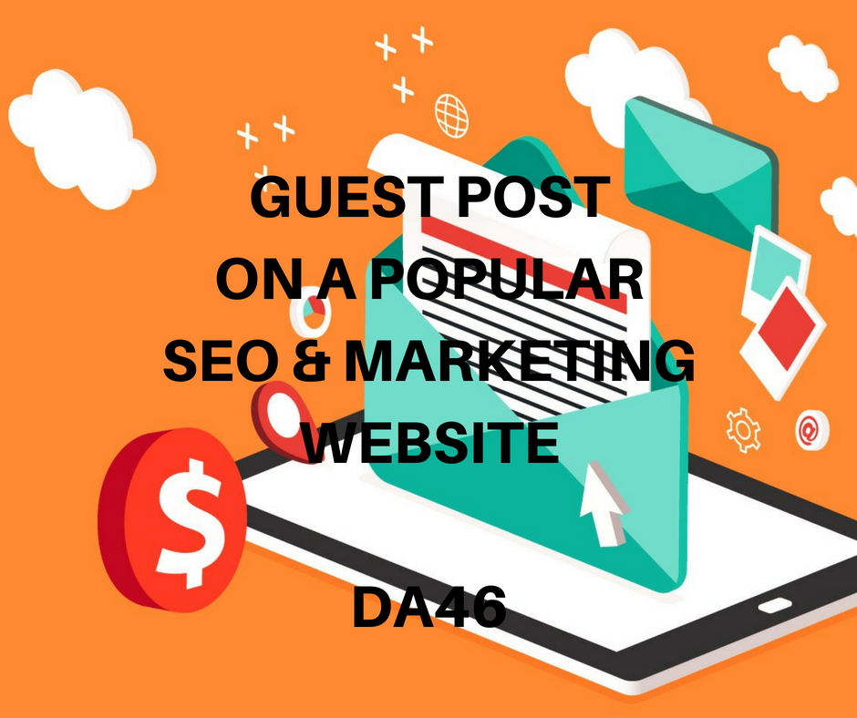 Guest Post on an SEO Software and Marketing Website