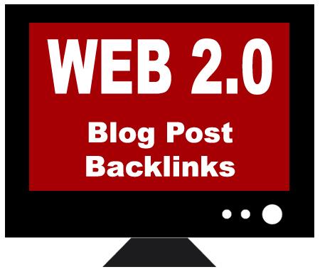 Create Manually 10 High PR DoFollow Web 2.0 Backlinks
