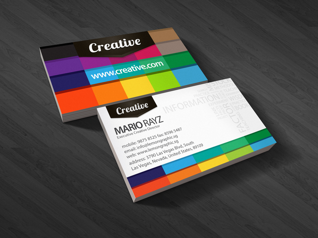 Do Awesome Business Card