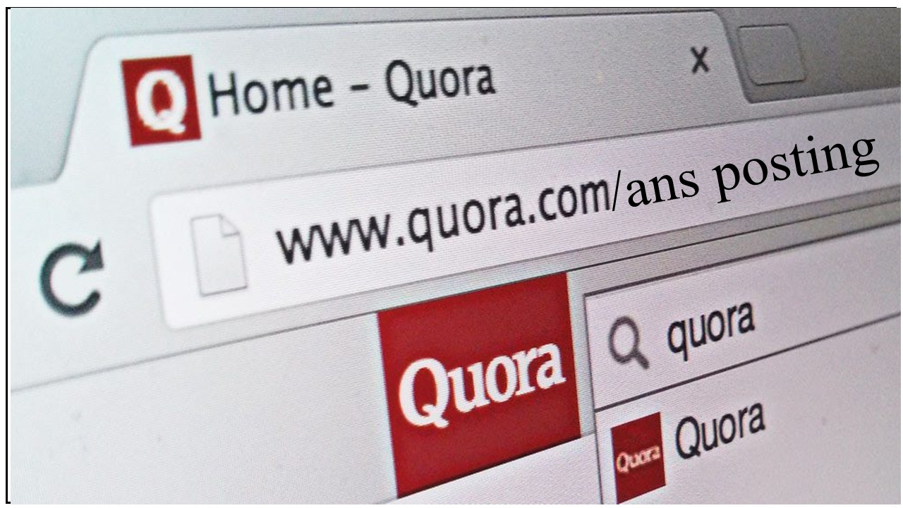 boost your website 10 HQ Quora Backlink
