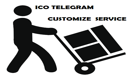 ICO BLOCKCHAIN Custom Order For My Client
