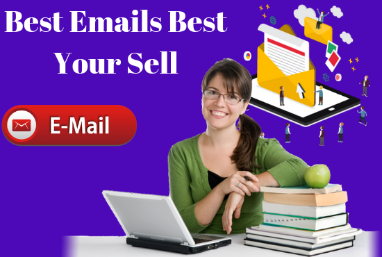 Provide U Targeted Email List,  Email Marketing