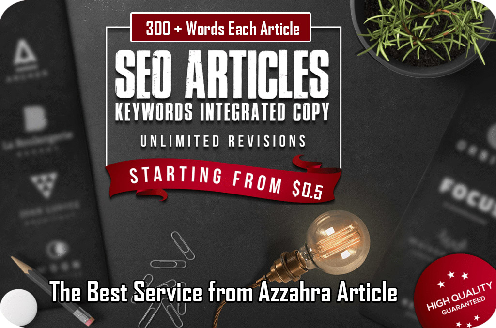 I Will Create 30 Articles 300+ words Pass Copyscape and SEO Optimized