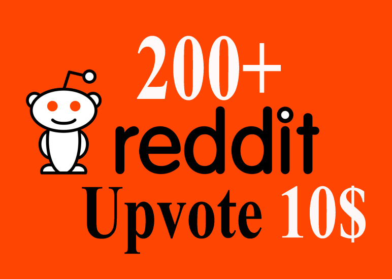 200-Real-Reddit-Upvotes-With-High-quality-accounts