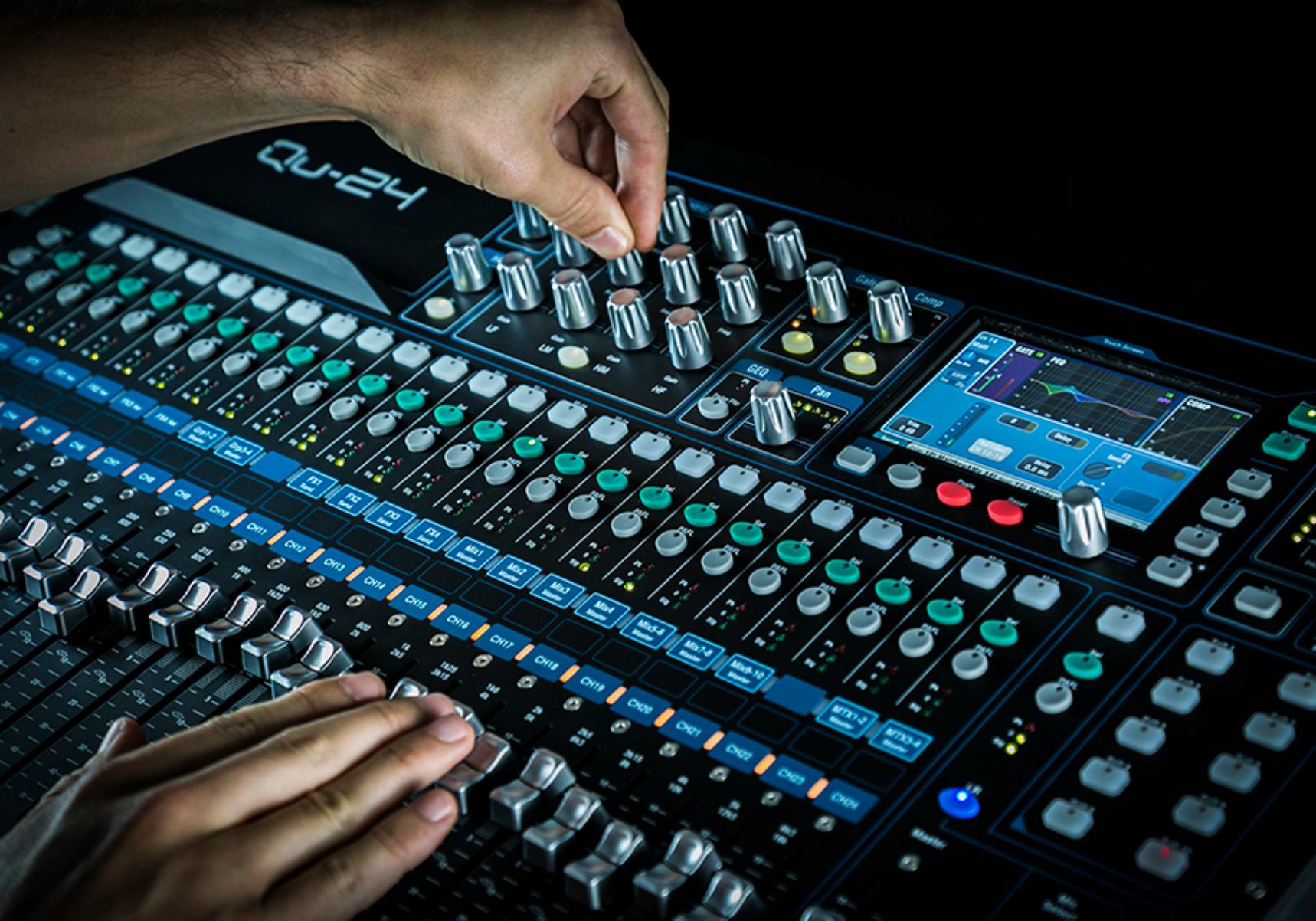 Master your track/audio