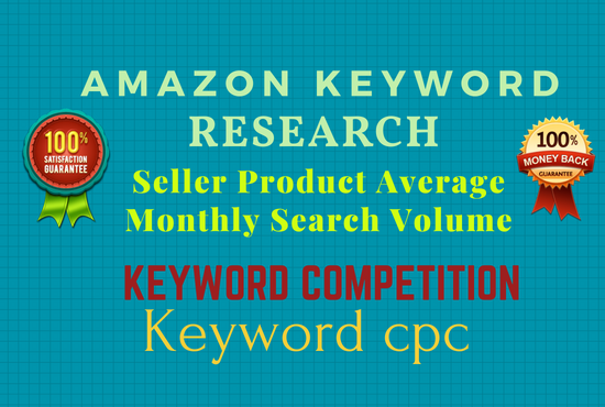 Best Amazon Keyword Research