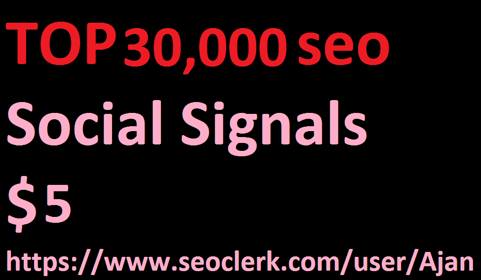 TOP 30,000 pinterest Social Signals to Improve SEO and Boost Ranking.