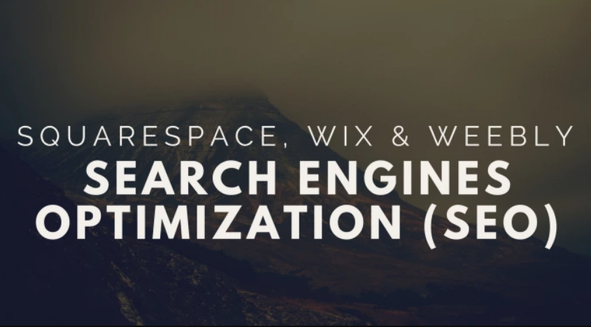 On Site SEO Optimization For Squarespace, Wix, joomla Or Weebly Site