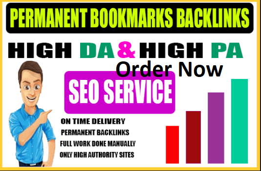 Boost your Rankings with 80 high DA/PR form social backlinks