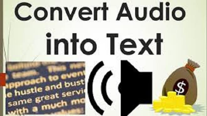 do 60 minutes of audio or video transcription
