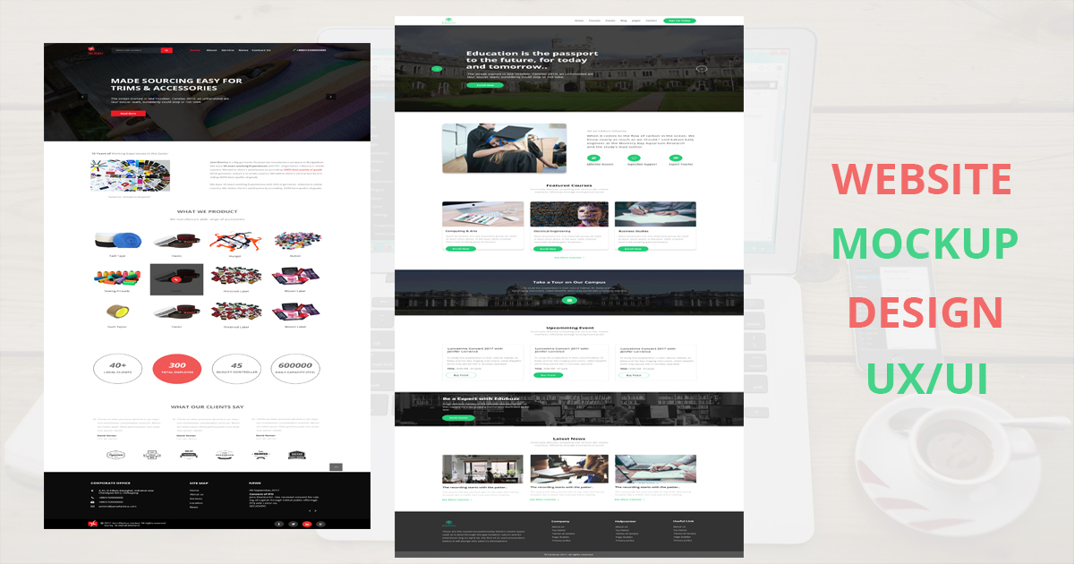 I able to do WordPress responsive 6 to 10 pages website design and development