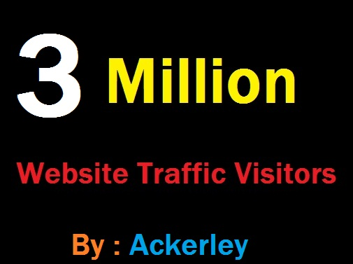 3 Million Worldwide Website Traffic For network Marketing & Business Promotion Boost SEO Website Traffic & Share Bookmarks Improve Google Ranking Factors