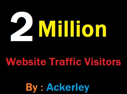 2 Million Worldwide Website Traffic For network Marketing & Business Promotion Boost SEO Website Traffic & Share Bookmarks Improve Google Ranking Factors