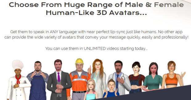 3D Animated Explainer Video Spokesperson